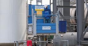 Stavební výtahy GEDA